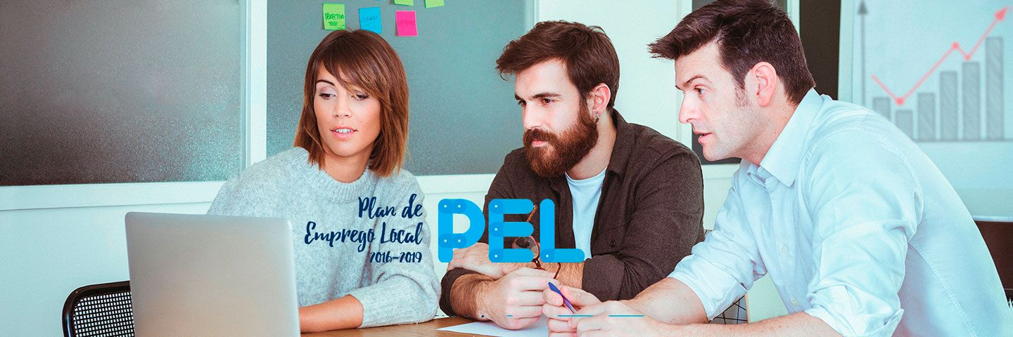 Plan de Emprego Local (PEL)
